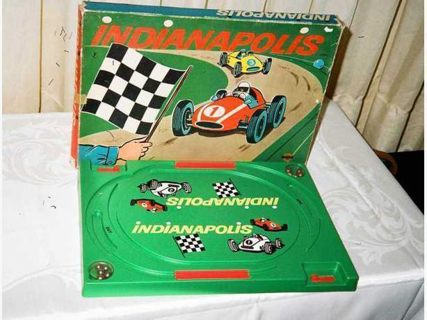 INDIANAPOLIS ROAD RACE GAME