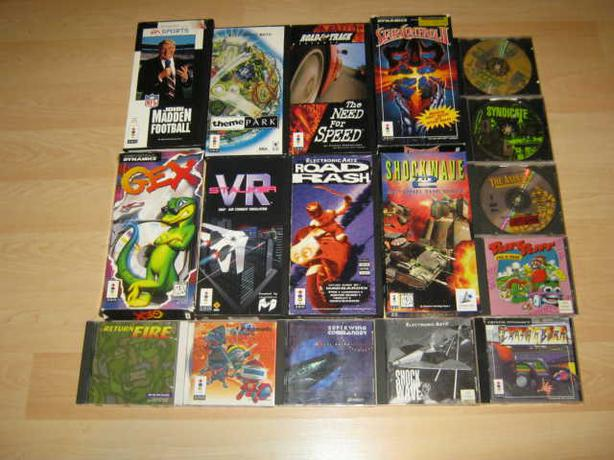 Various Panasonic 3DO Games - Hard To Find Central Ottawa ...