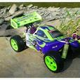 New HSP Radio Control Nitro 1/10 scale RC 4WD Warhead Buggy