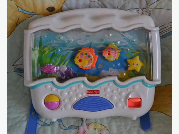 Fisher price ocean wonders aquarium youtube - Fisher Price Musical Aquarium Submited Images