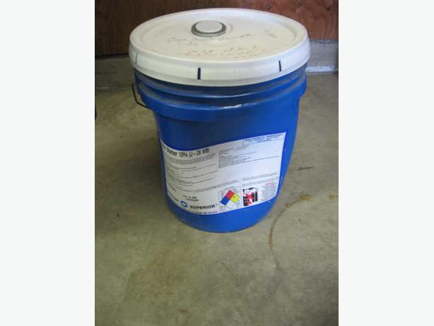 J26 WATER BASE SEALER.