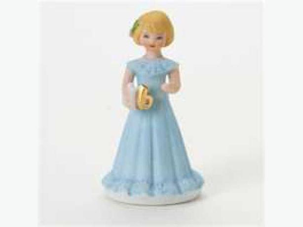 Growing Up Girl Figurine