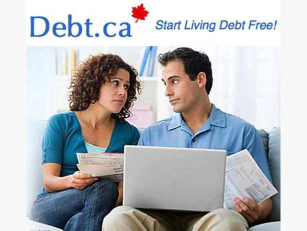 Cut Your DEBT By Up To 60% - Debt Relief for People in Ontario