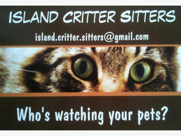 ISLAND CRITTER SITTERS