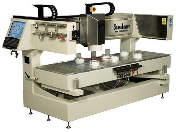 ScandInvent CNCut C3 milling and engraving machine