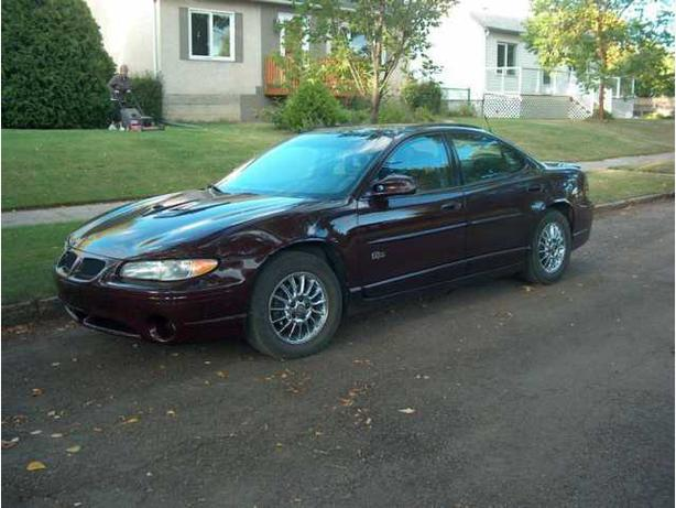 2002 pontiac grand prix gtp 40th anniversary edition sedan. Black Bedroom Furniture Sets. Home Design Ideas