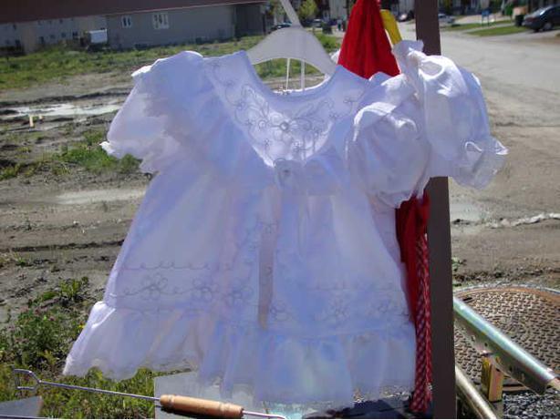 Christening dress - Robe de Bapteme