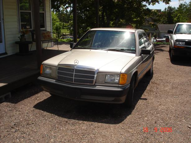 1991 mercedes benz 190e queens county pei for 1991 mercedes benz 190e