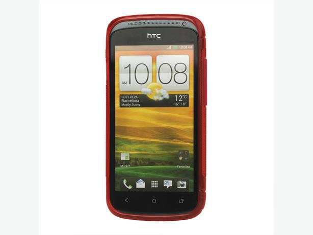 New S Shape TPU Gel Case for HTC One S / HTC Z520e