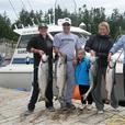 SALMON and halibut  FISHING VICTORIA /SOOKE B.C.