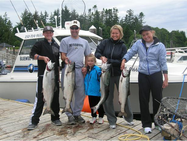 SALMON and halibut  FISHING VICTORIA /SOOKE B.C.