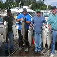 SALMON FISHING IN VICTORIA/SOOKE B.C.