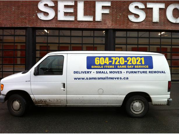 Crazy cheap prices - small moves, deliveries, recycling - junk removal services.