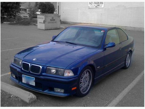 BMW M Coupe Eurospec Kamloops Kamloops - 1994 bmw m3