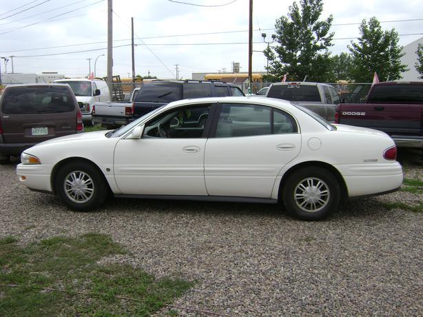 2002 Buick Lesabre LTD