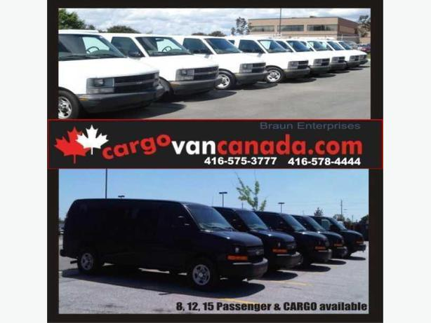 over 65+ VANS * ASTRO SAFARI / SAVANA EXPRESS / RAM / FORD CARGO/PASS & MORE !!