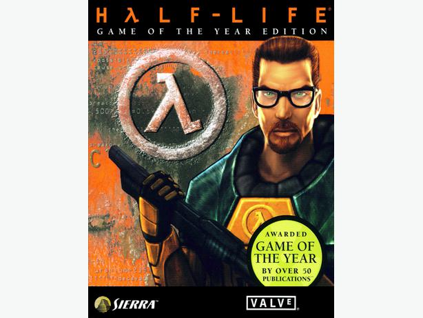 Half Life - PC game Windows