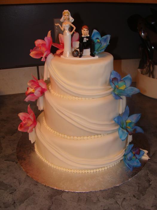 Custom Cakes Vancouver Island