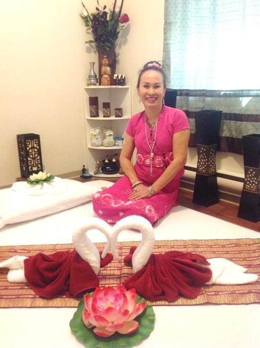 thaimassage naken massage kungsängen
