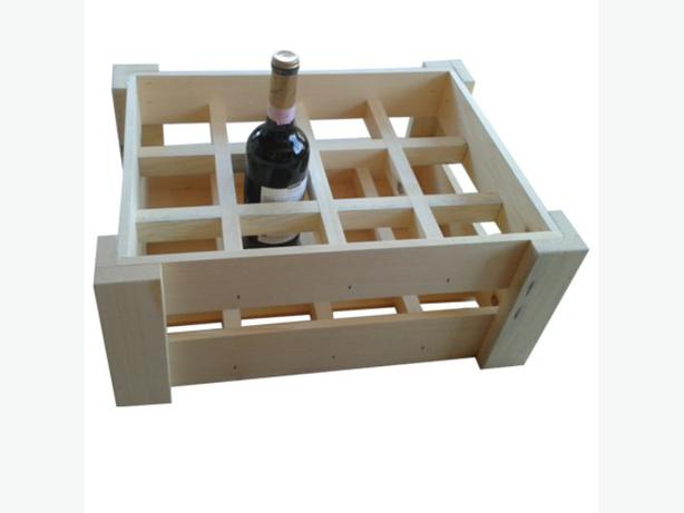 Canadian Made Brand New Wine Racks Boxes Crates Carrying Cases And