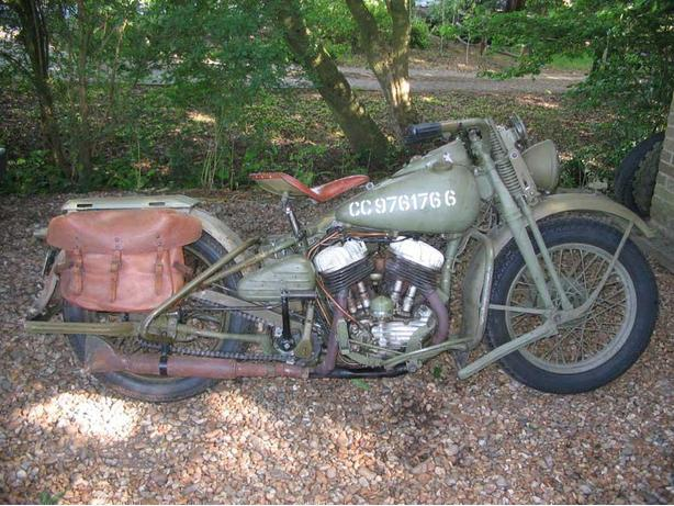 WANTED: flathead harley parts