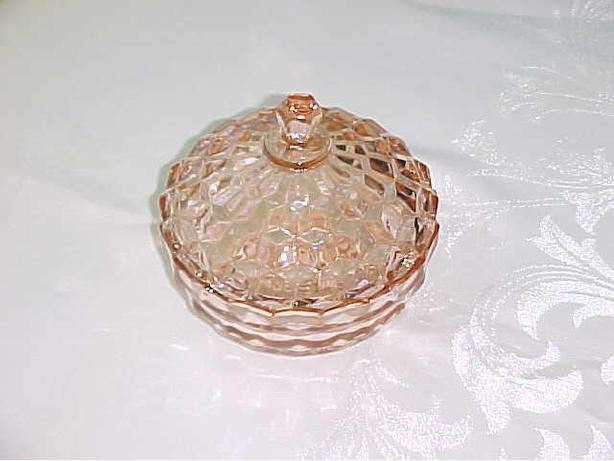 VINTAGE CUBE STYLE CANDY DISH