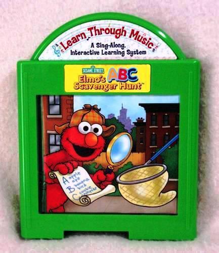 Lot of 2 Learn Through Music Sing Along Cartridges Barney ...