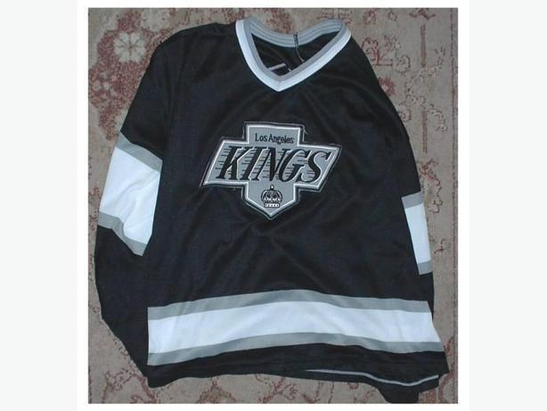 Vintage Los Angeles Kings Jersey Gretzky Years CCM