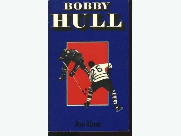 Bobby Hull by Jim Hunt Chicago Blackhawks