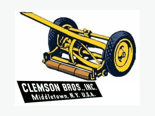 Reel Mower ~ Clemson Bros.