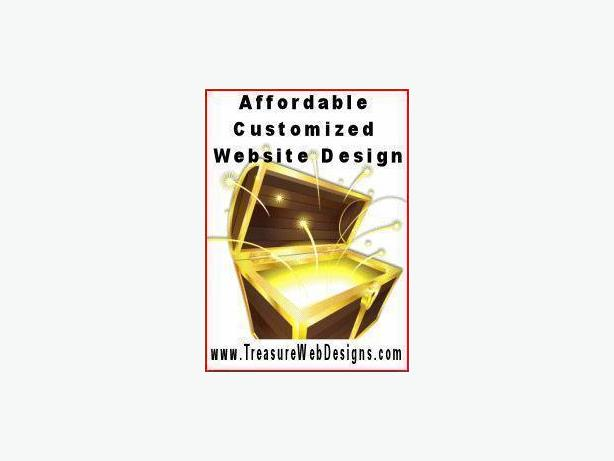 Custom Designed WordPress Website (web site) -