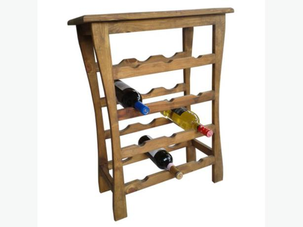 Real Canadian Made Wine Racks Cube Style Racks Stackable Transport