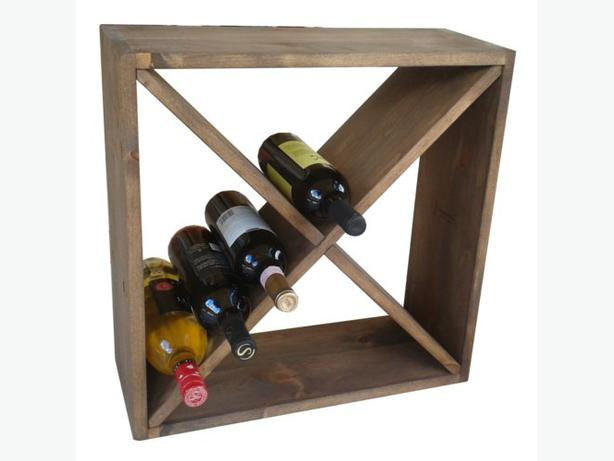 Canadian Made wine racks dry cellar wine cave accessories and more