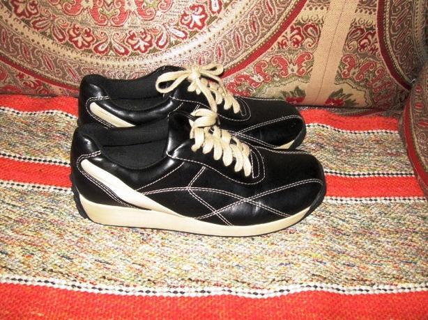 jody leather walking womens anti slip soles shoes size 8
