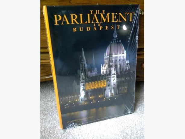 "New ""The Parliament in Budapest"" by Kiado"