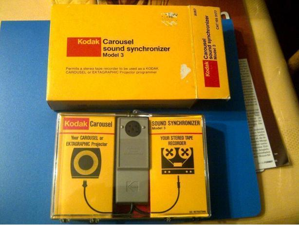 KODAK Carousel Sound Synchroniser