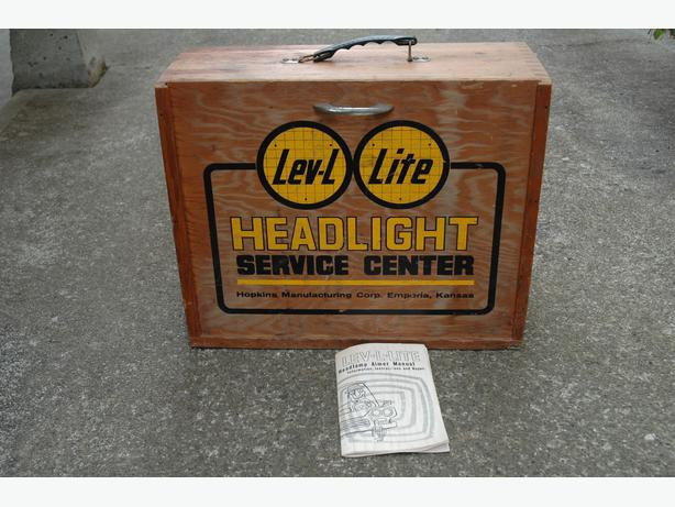 LEV-L-LITE Headlamp Aimer