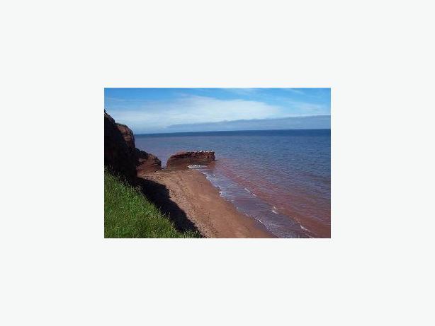 Oceanfront lots,  Burton, Prince Edward Island