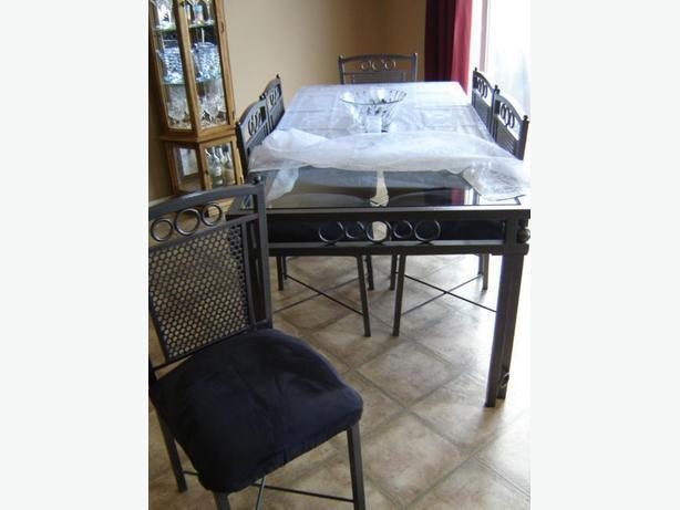 Custom wrought Iron Furniture Set