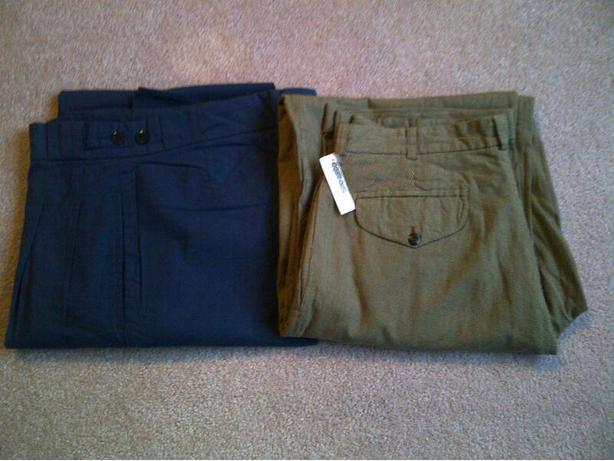 New 32 inch mens pants