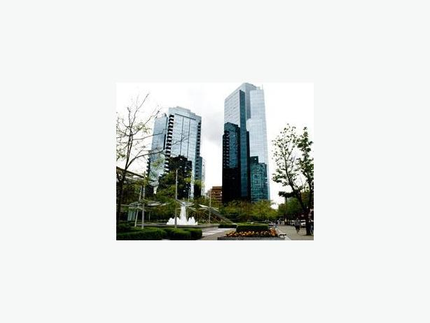 Boutique Studio Condo Fully Furnished in Downtown Vancouver #462d