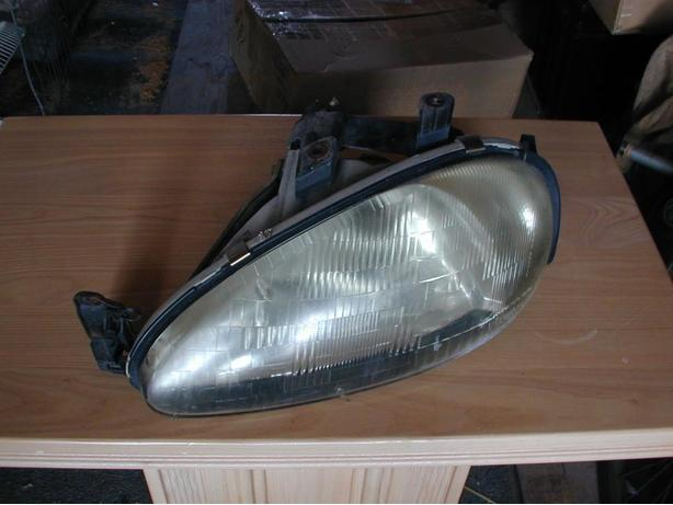 Driver's Side Headlight Assembly For Mazda MX3 Precidia