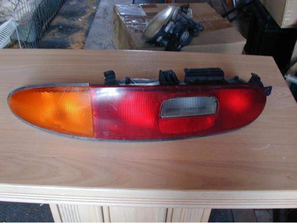 Set of Tail Light Assemblies For Mazda MX3 Precidia