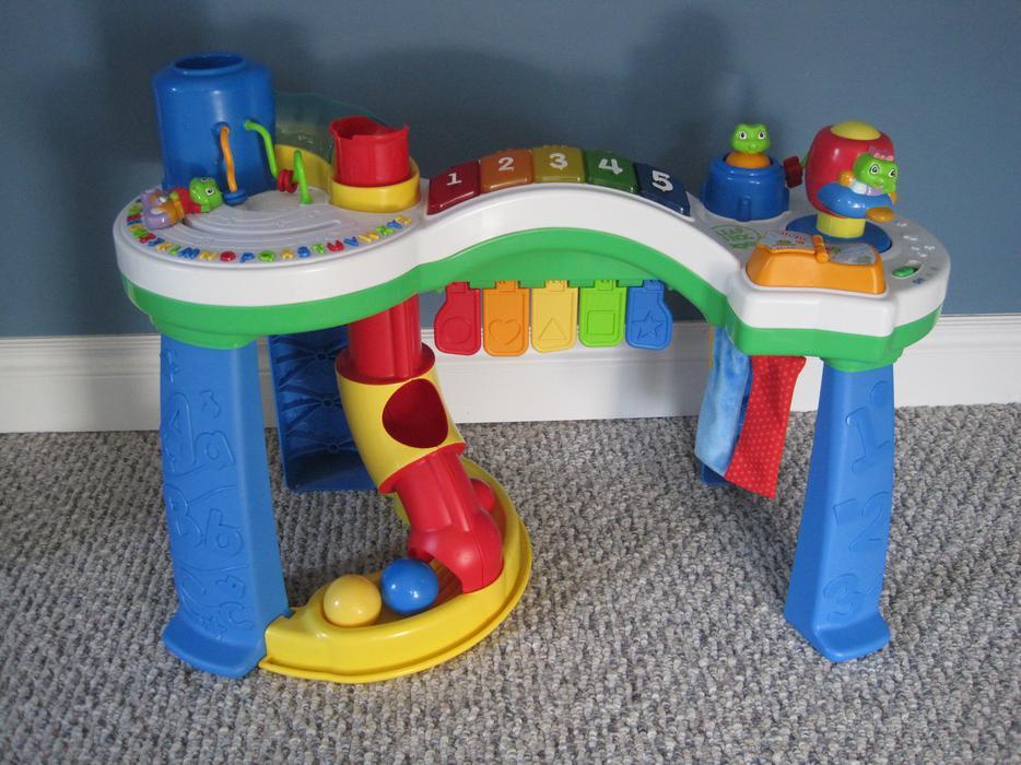 LeapFrog Learn Around Playground Activity Center | eBay
