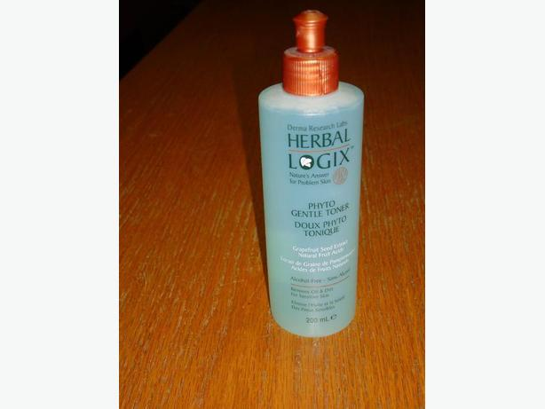 New Herbal Logix Toner - Excellent Condition! $1