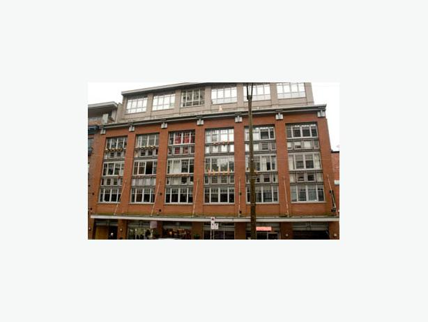 New York Style Loft For Rent In Yaletown Fully Furnished 300 Vancouver Cit