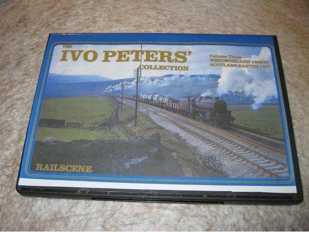 VINTAGE RAILWAY DVD's