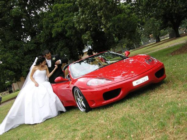 Ferrari Car Rental Ottawa