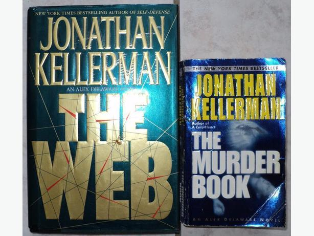 The Web  (hardcover) by Jonathan Kellerman