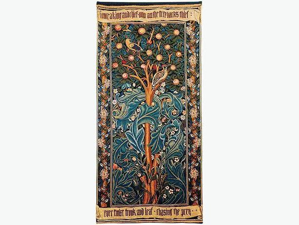One of our fine European tapestries